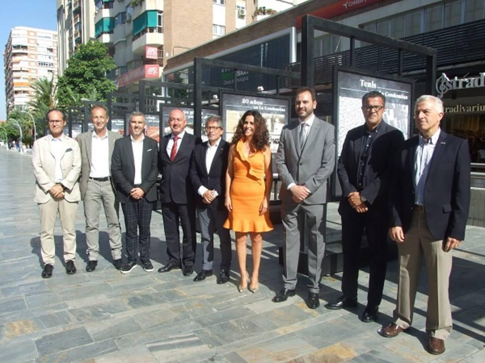 Cristina Sánchez, consejera de Turismo, Juventud y Deportes visita la exposición de los 100 años del MCT 1919