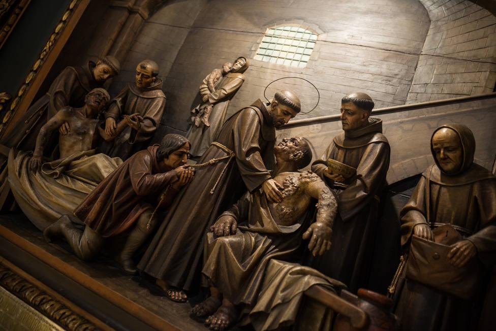 Evangelio 13 octubre Jesús, maestro, ten compasión de nosotros