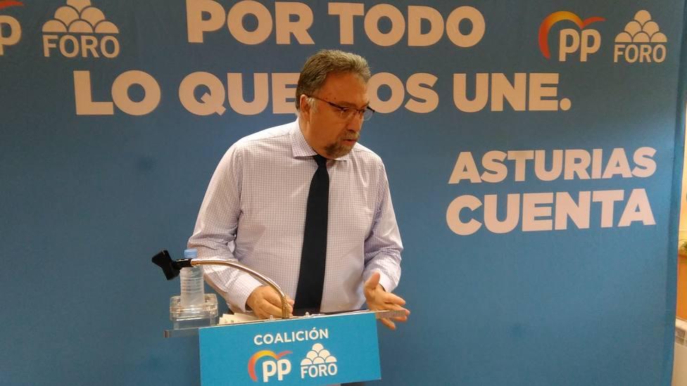 Foro Asturias celebra su vuelta al Congreso