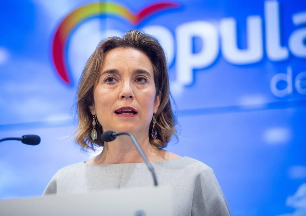 El PP pide al PSOE luz y taquígrafos de sus negociaciones con ERC