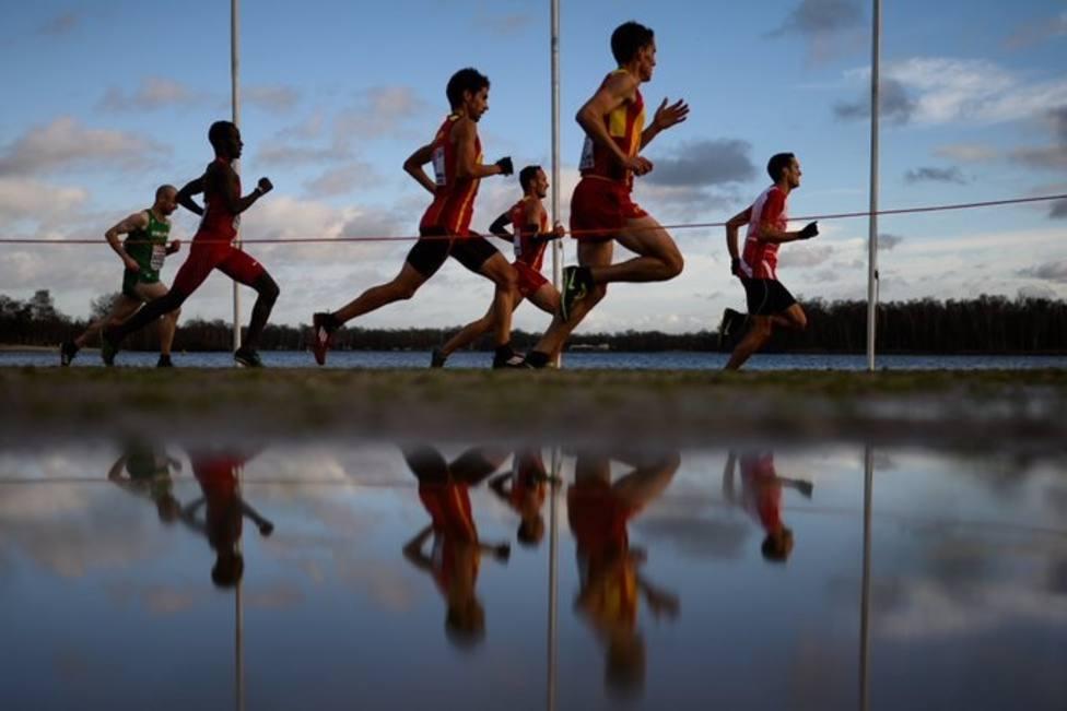 El equipo español masculino se cuelga el bronce en el Europeo de campo a través