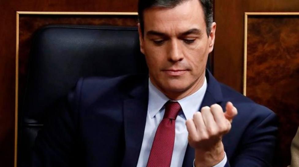 El Gobierno de Sánchez cobrará, en total, 1.861.000 euros; 454.000 más que en la anterior legislatura