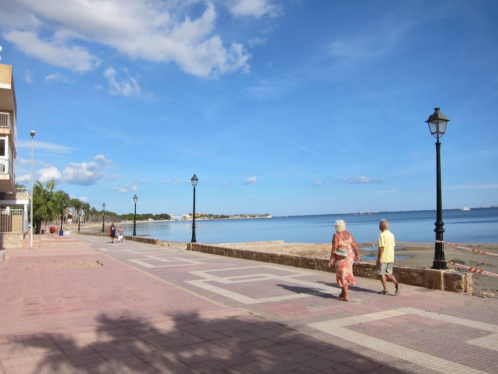 SOS Mar Menor critica que la Ley no servirá para proteger la laguna y pide ampliar la franja litoral a dos kilómetros