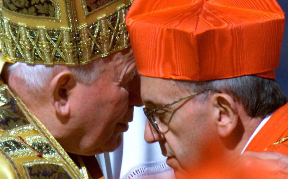 Las emotivas palabras del papa Francisco sobre san Juan Pablo II