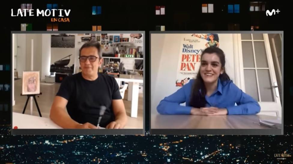 Amaia Romero aclara su última polémica con Operación Triunfo: Ha habido un poco de movida