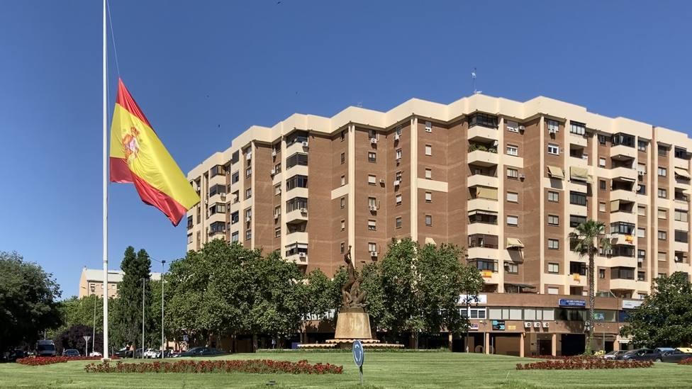 Bandera Badajoz