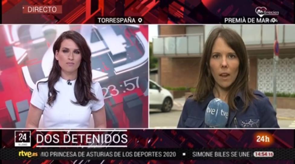 El gazapo de TVE que desvelaría la catalanización del ente público: Un fallo muy desafortunado ¿no?