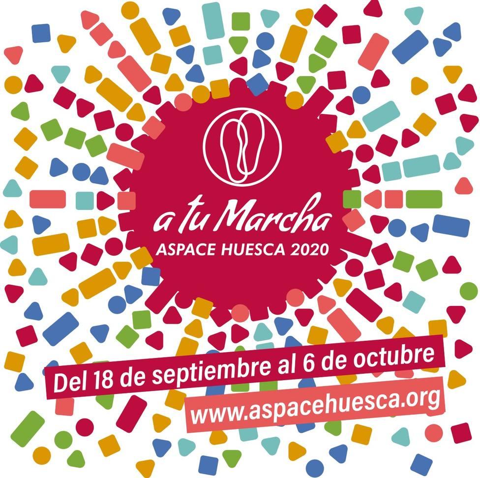 A tu Marcha ASPACE Huesca