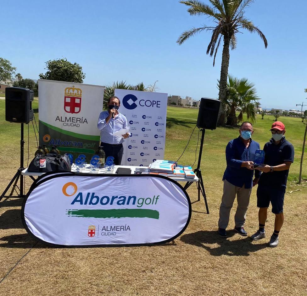 I Torneo de Golf COPE Almería-Alborán Golf