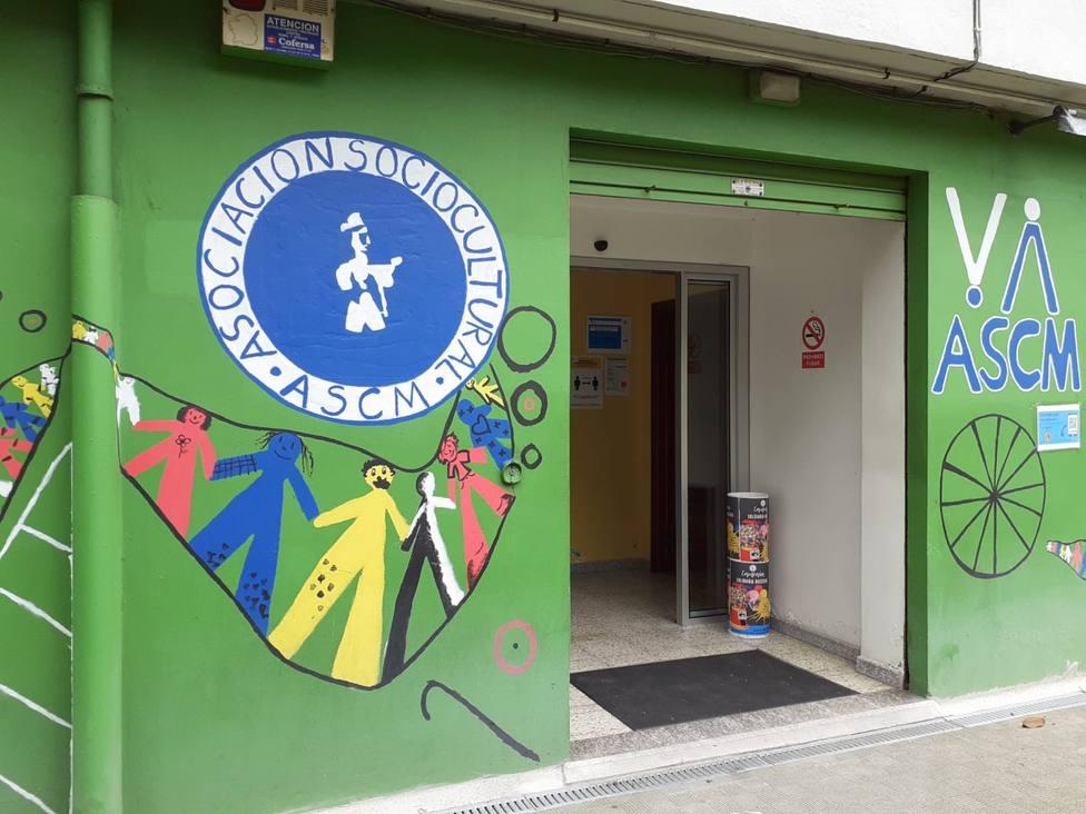 Sede de la ASCM en Ferrol - FOTO: ASCM