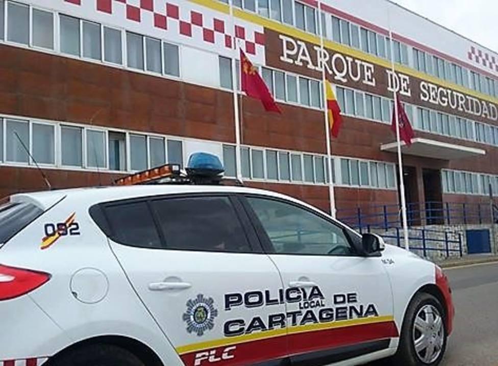 Policía Local de Cartagena denuncia a los participantes en una fiesta en Lo Campano