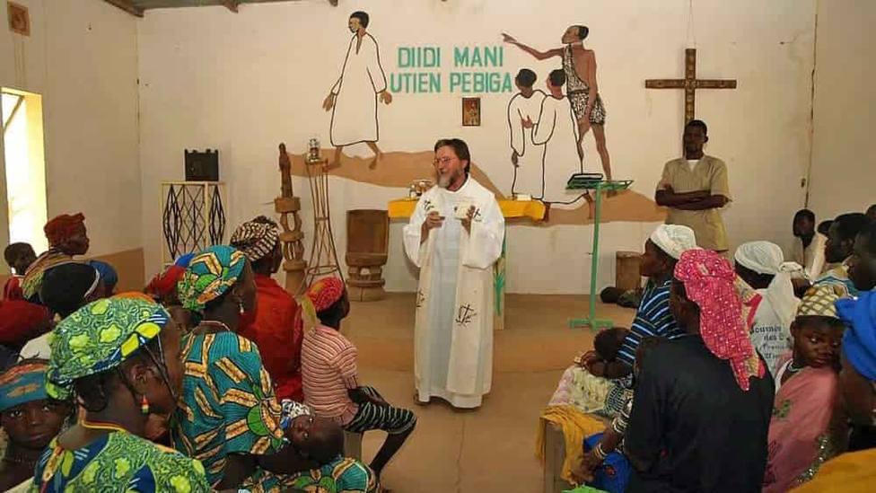 El misionero que acaba de ser liberado tras sufrir dos años de secuestro