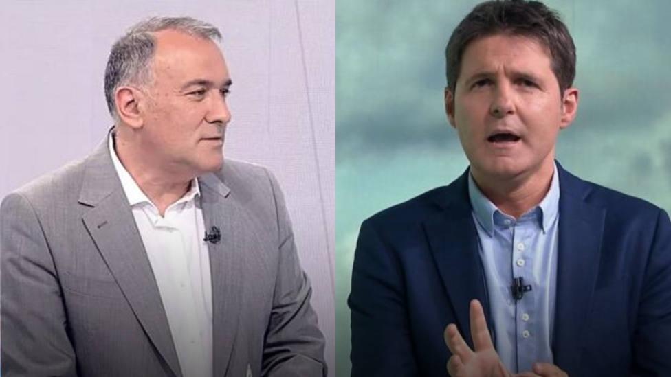El comienzo de Jesús Cintora en TVE que cosecha las críticas de Xabier Fortes: Así no