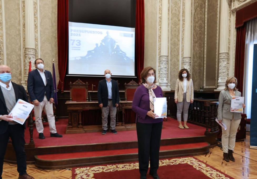 El presupuesto de Diputación de Palencia ronda los 73 millones de € con un aumento del 4,3% en inversión
