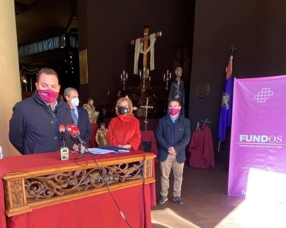 Fundos Junta Semana Santa