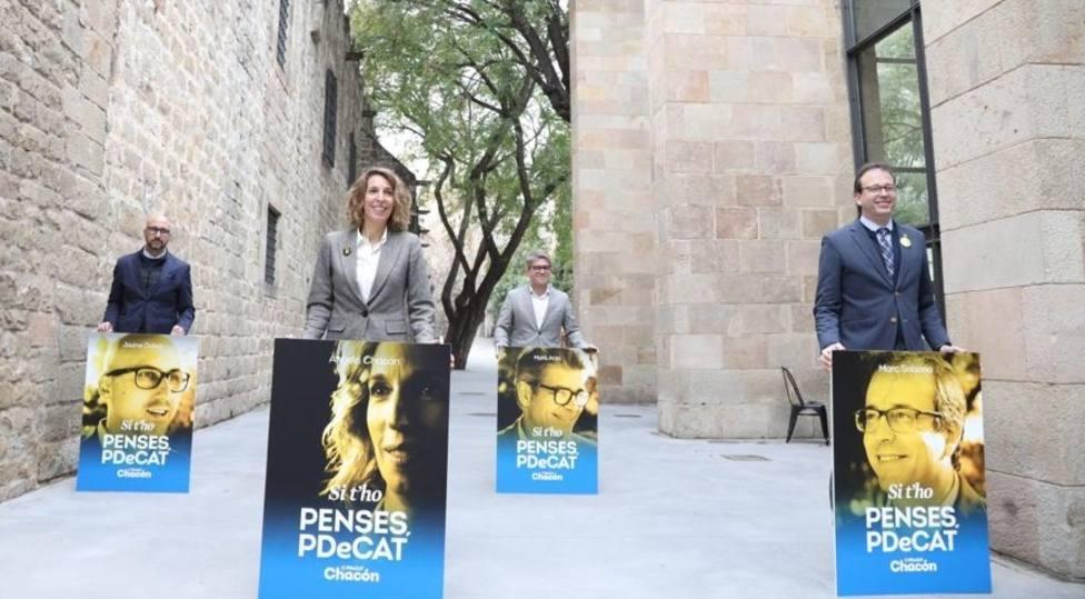 Artur Mas y el exconseller Mas-Colell participarán en la campaña del PDeCAT