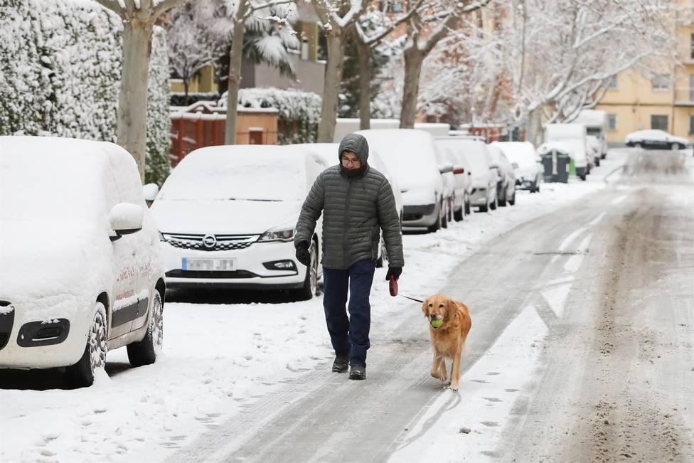 La Rioja activa el nivel 2 de Emergencias por el temporal de nieve