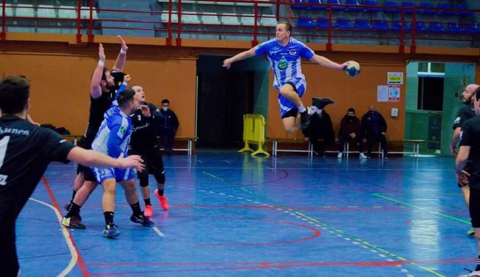 Ritec Balonmano Águilas pierde 39-32 en Sagunto