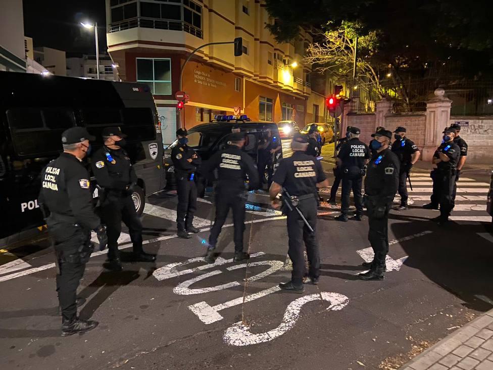 Policía Local Santa Cruz