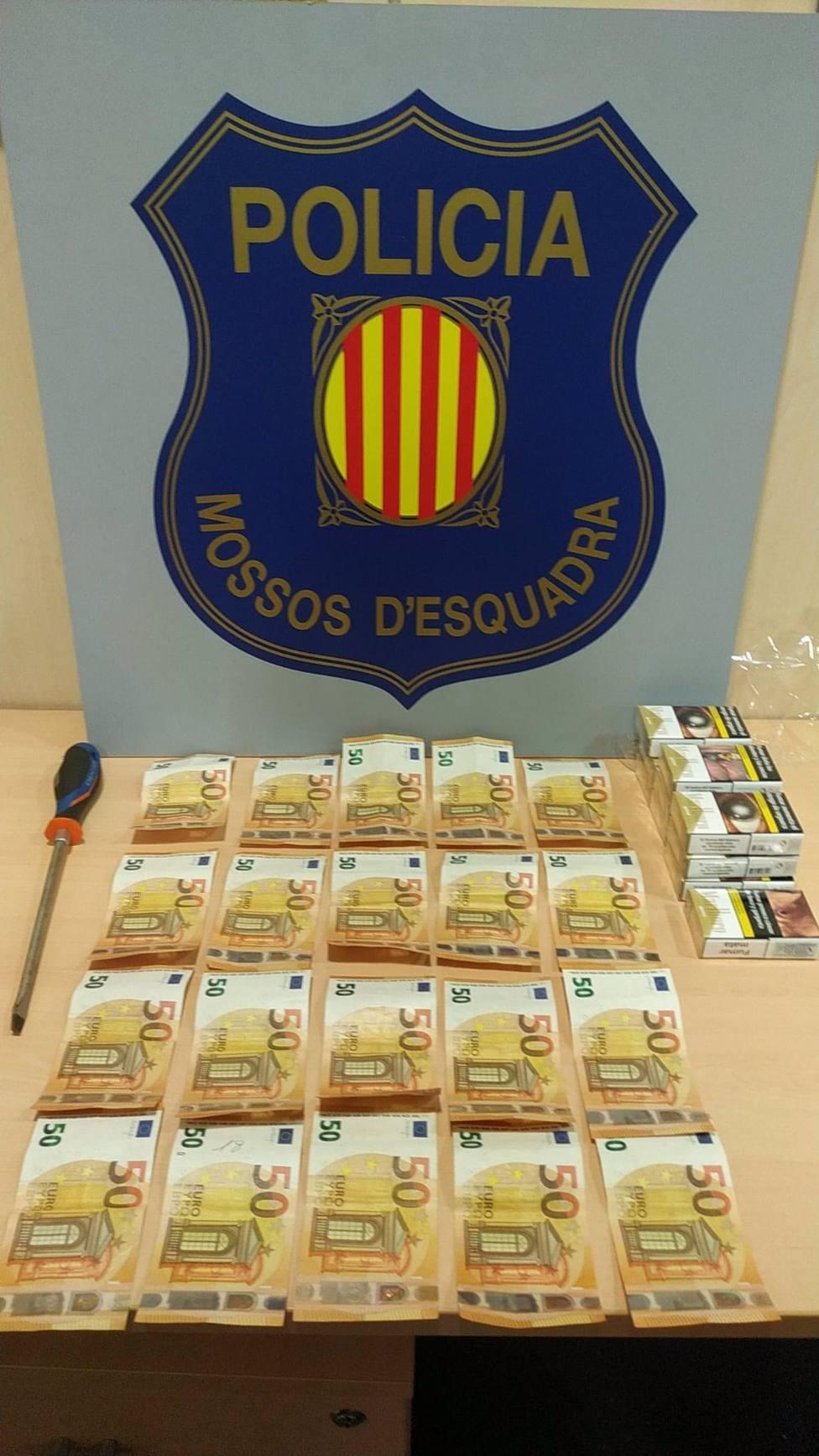 Sucesos.- Ingresan en la cárcel dos hombres sorprendidos tras robar en una vivienda de Sant Cugat (Barcelona)