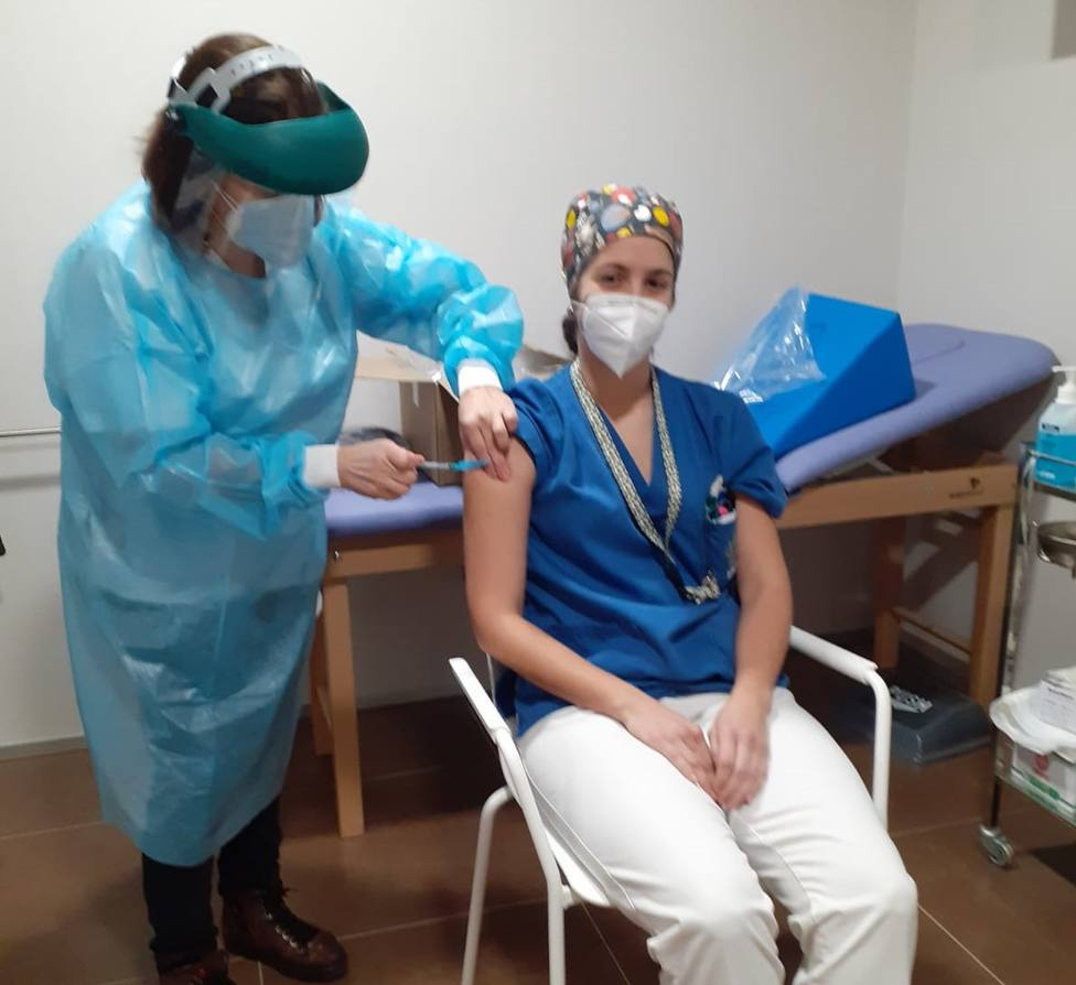 Prosigue la campaña de vacunación contra el coronavirus en Lugo