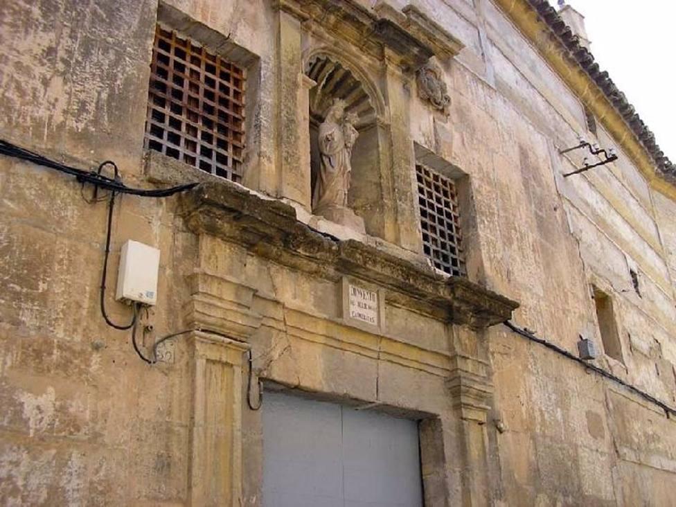 La Comunidad adquiere el Monasterio de San José de Madres Carmelitas Descalzas, en Caravaca de la Cruz