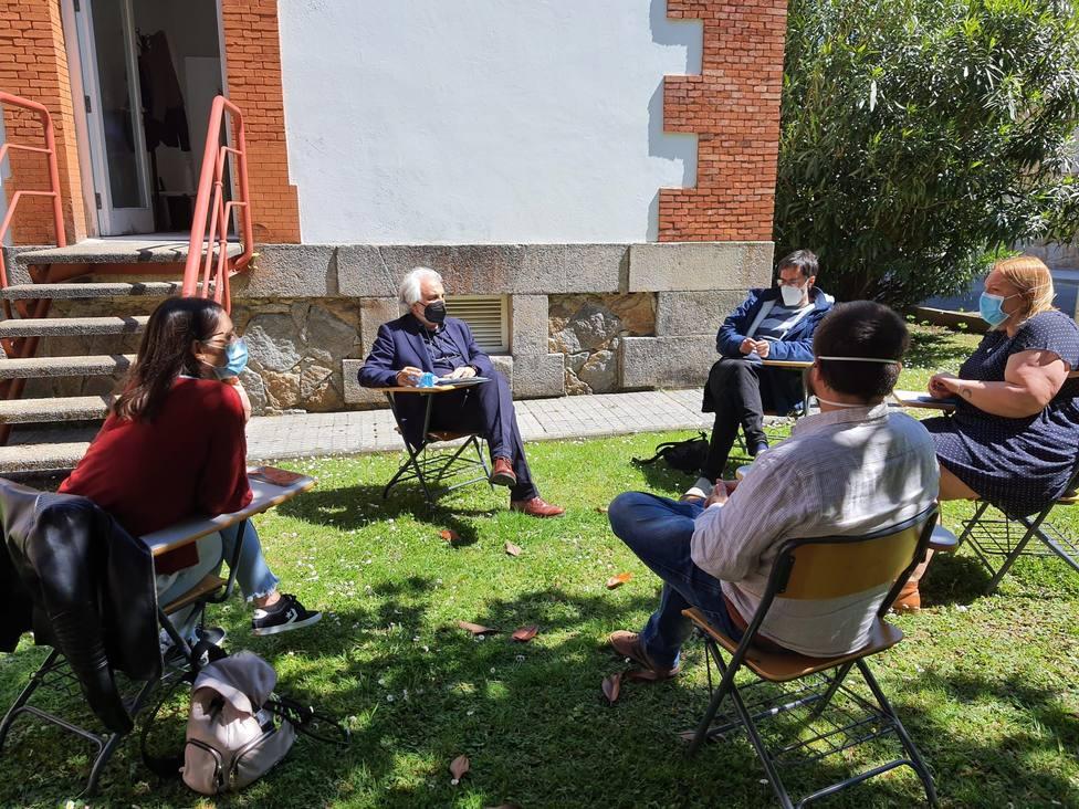 Unidad de Investigación en Intervención y Cuidado Familiar en el Campus de Ferrol ( UIICF). FOTO: UDC