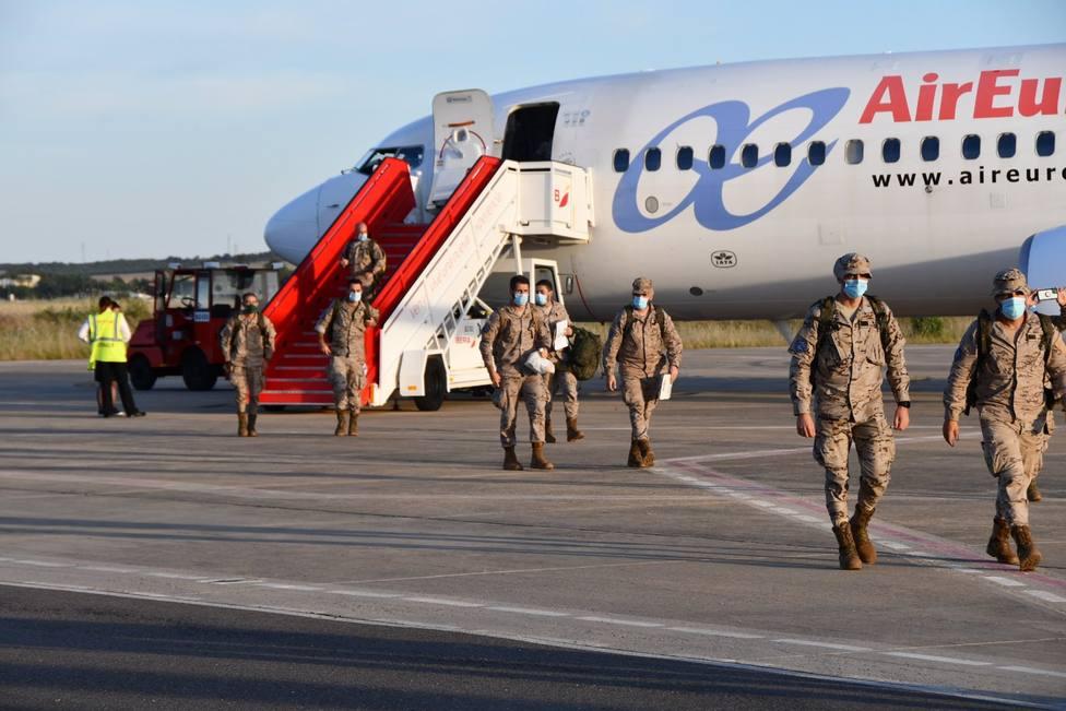 Brigada XI de Extremadura en Mali