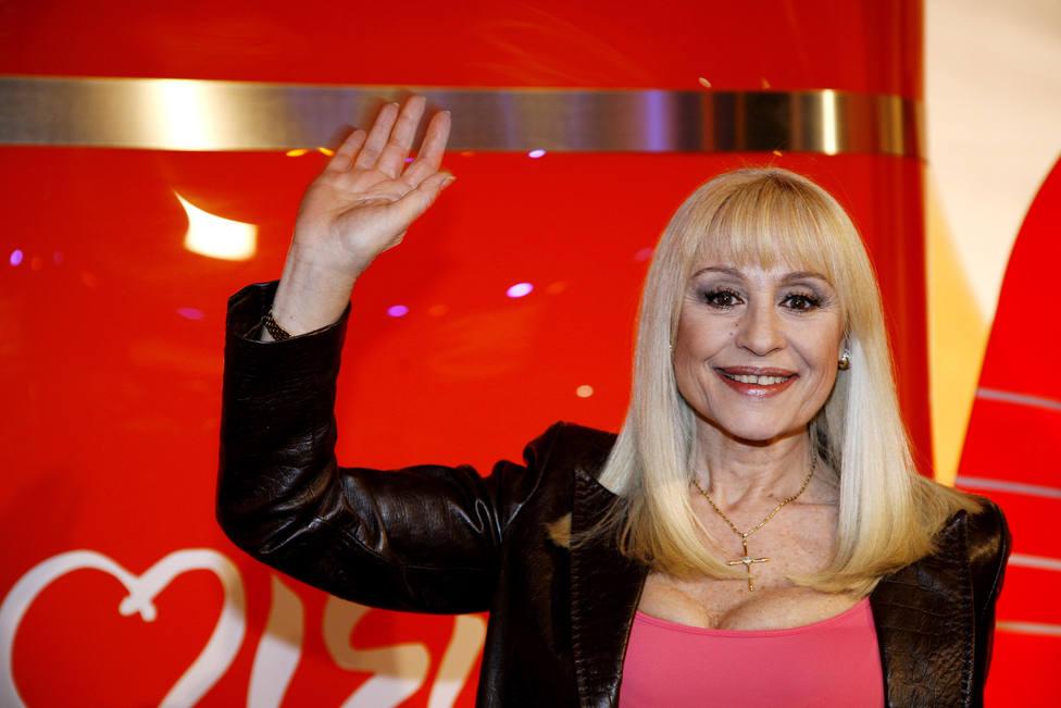 Raffaella Carrà tendrá su plaza en la calle Fuencarral de Madrid