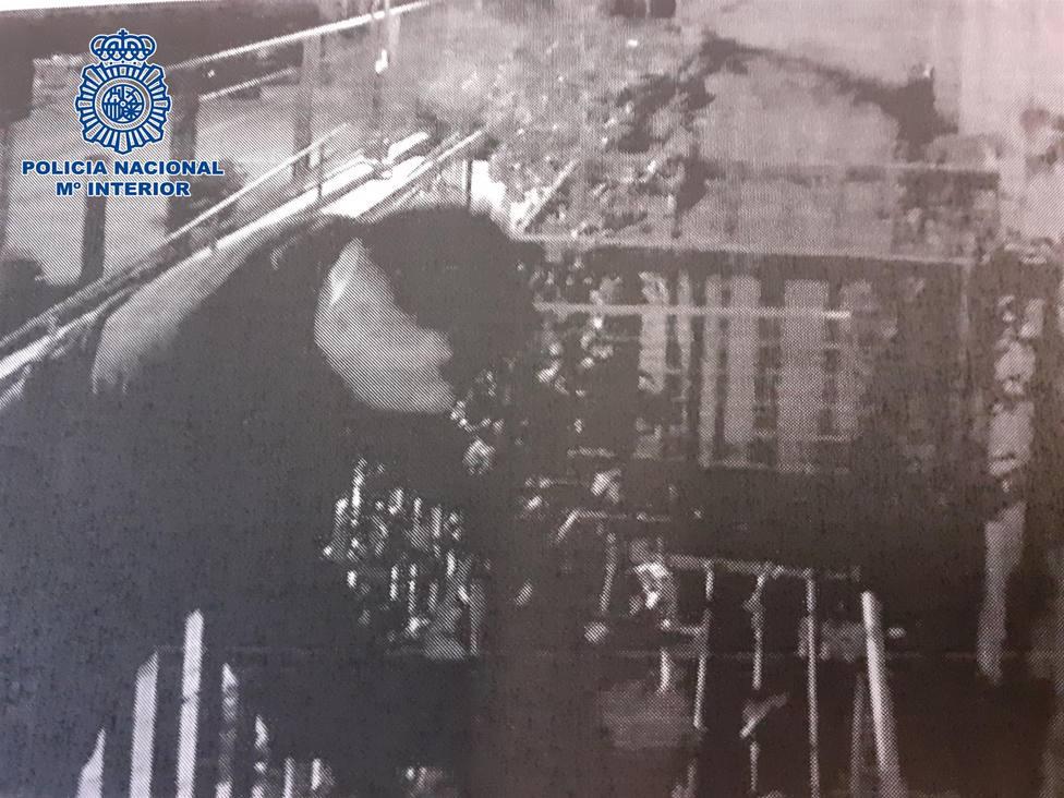 Detenido un joven en Logroño por robar ropa íntima femenina de los tendederos de varias viviendas