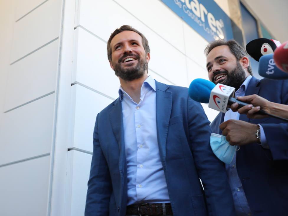 Casado pide convocar la comisión de delitos de odio a Sánchez tras lo ocurrido en Barcelona y País Vasco