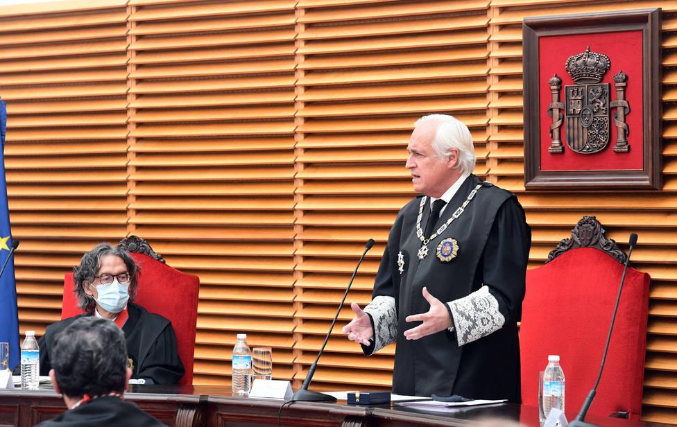 Solemne acto de Apertura del Año Judicial en Castilla y León