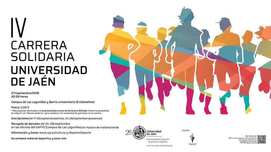 Carrera Solidaria UJA