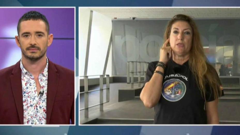 La televisión valenciana se niega a hablar en castellano a una invitada que no entiende las preguntas