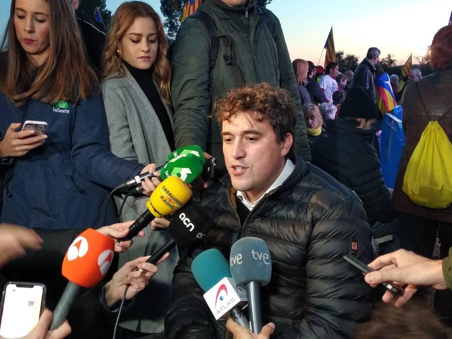 Bonvehí (PDeCAT) carga contra Sánchez y confirma el no rotundo a los Presupuestos