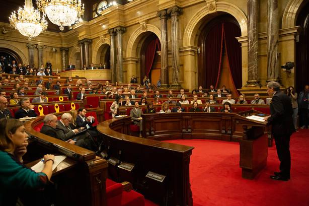 Albiach (comuns) pide a Torra aprobar los PGE: Lo tenemos que hacer por la gente