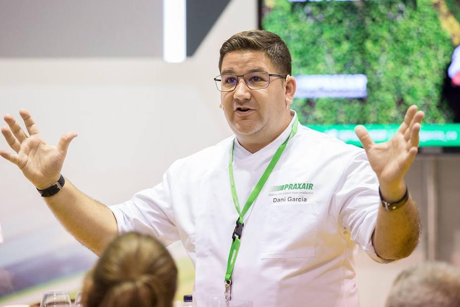El restaurante marbellí del chef Dani García, undécimo de España en lograr tres estrellas Michelín