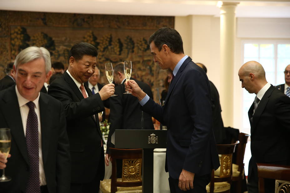 Sánchez y Xi respaldan al Consejo Empresarial Chino-Español para elevar las relaciones económicas: Somos ambiciosos