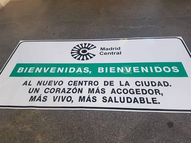 ¿Dónde se podrá aparcar a partir de ahora en Madrid Central?