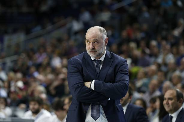 Laso: No hemos sido el equipo que quiere Pablo Laso
