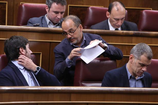 El PDeCAT lleva a votación un texto para que el Congreso se comprometa a renovar el CGPJ cuyo mandato expira hoy