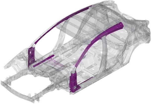 Mazda aplicará un proceso de estampación en frío en acero de alta resistencia en sus nuevos modelos