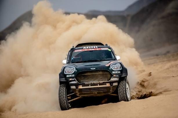 Rally/Dakar.- (Crónica) Nani Roma se coloca tercero en coches y Brabec, nuevo líder en motos tras la cuarta etapa