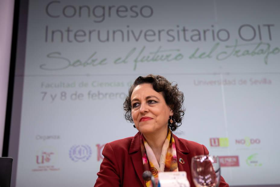 Valerio, sobre el accidente de los cinco obreros en Sevilla: Nadie debería morir por ir o venir del trabajo