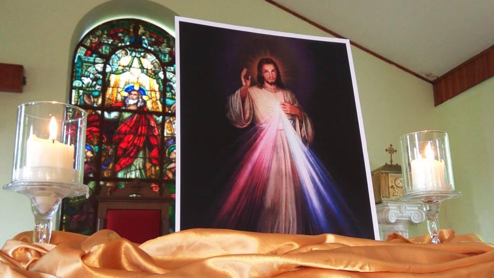 El culto a Jesús de la Divina Misericordia llega a España