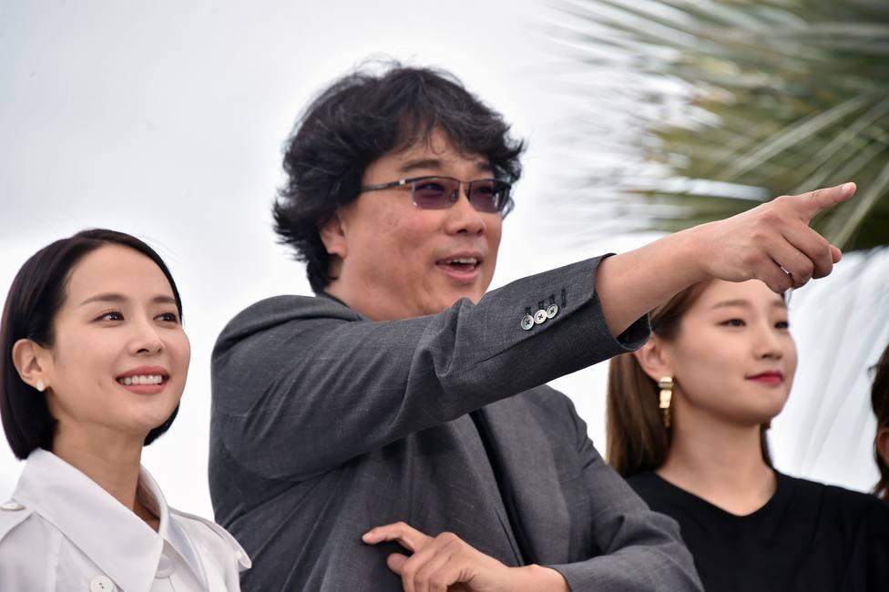 El coreano Bong Joon-Ho, Palma de Oro del Festival de Cannes con Parasite
