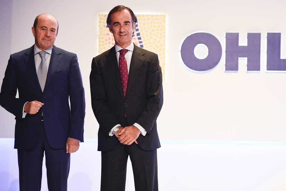 (AMP) Villar Mir se compromete a pagar los 110 millones que debe a OHL antes de octubre de 2020