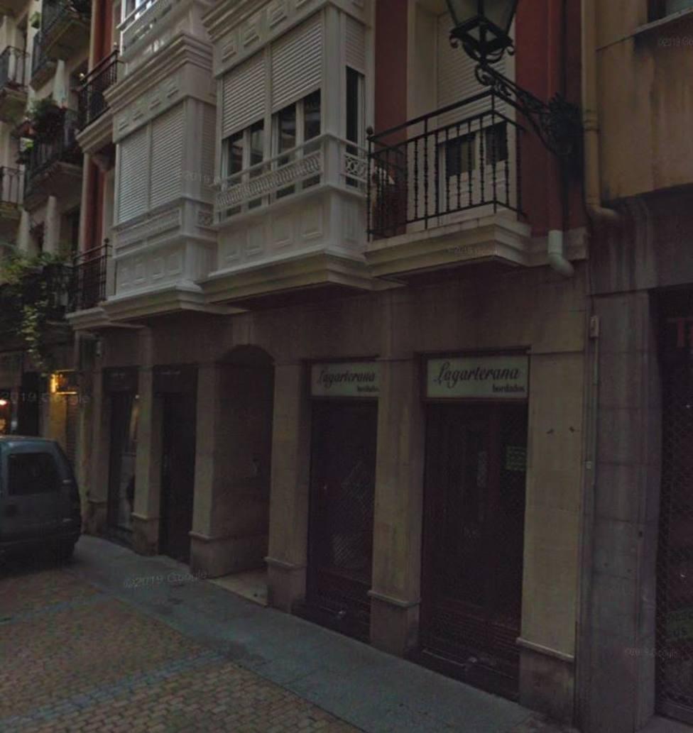 Calle Tendería, Bilbao