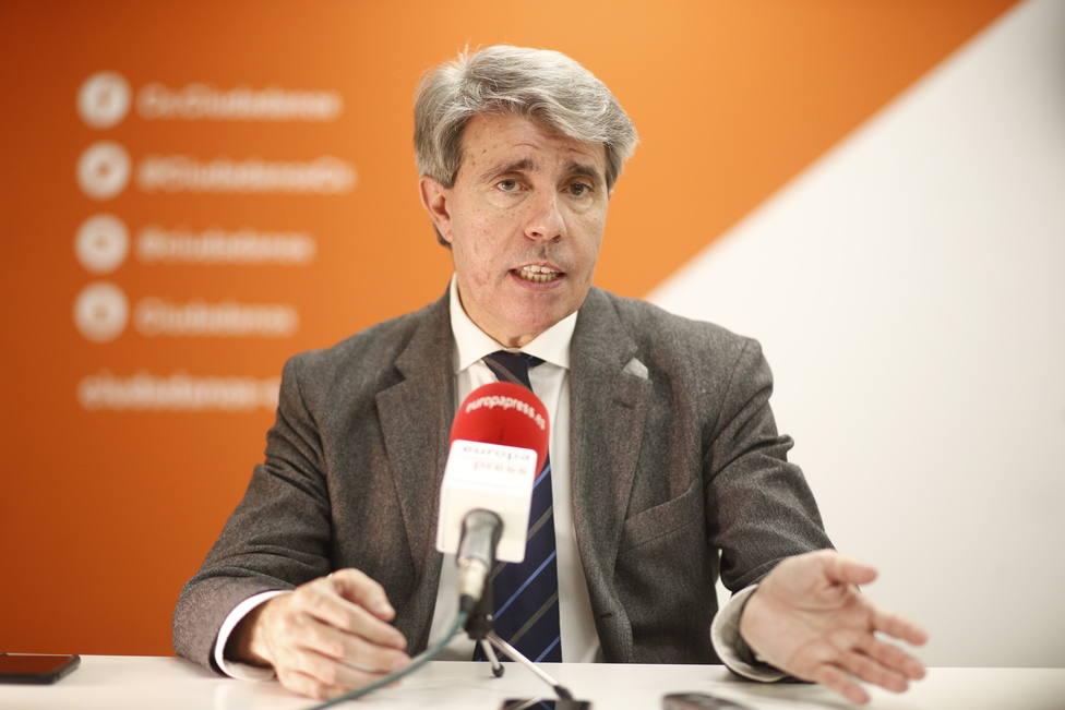Ángel Garrido será el consejero de Transportes del Gobierno de Díaz Ayuso