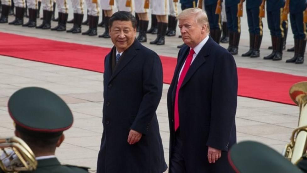 Trump insiste en la necesidad de que Xi Jinping negocie con los manifestantes de Hong Kong